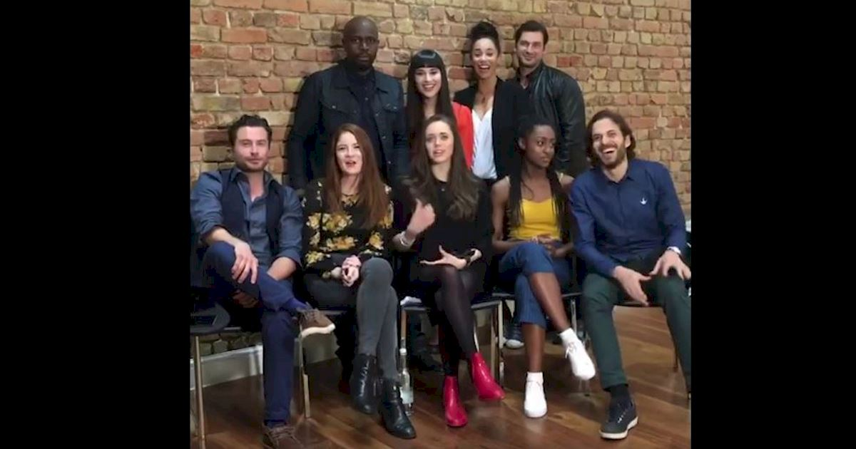 Guilt - The Cast Of Guilt Were Live On Facebook Chat To Answer All Of Your Questions! - 1002