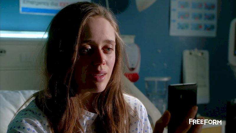 Guilt - Brand New Trailer: Why Is Grace Filming Herself From Inside A Hospital Room?  - Thumb