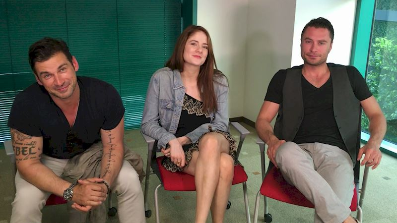 Guilt - Got A Question For The Guilt Cast? Cristian, Emily and Kevin Have All The Answers! - Thumb