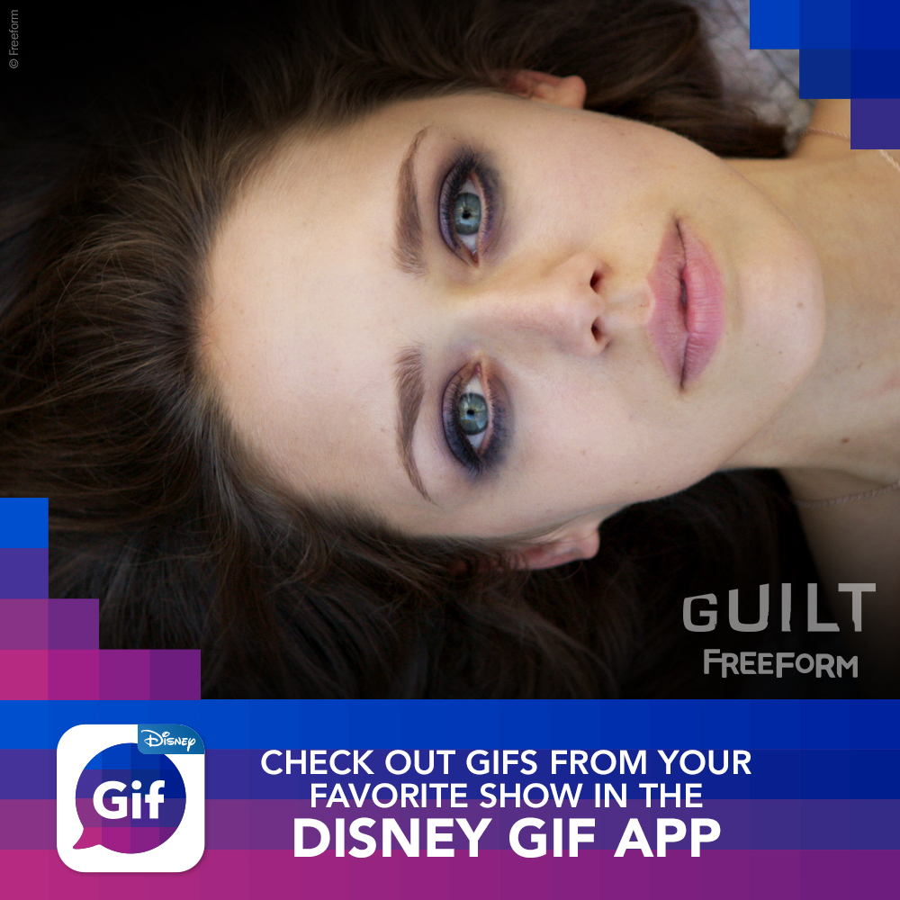 Guilt - Love GIFs? Check Out The Disney GIF App! - 1002