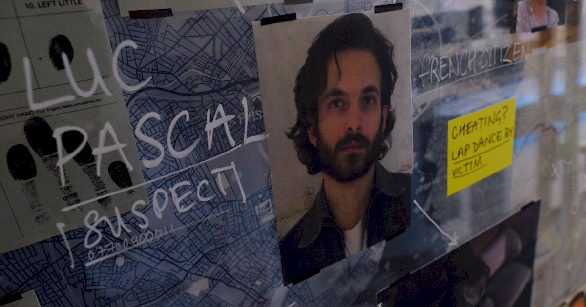 Guilt - You Don't Want To Miss The Suspect Board Up Close! - 1005