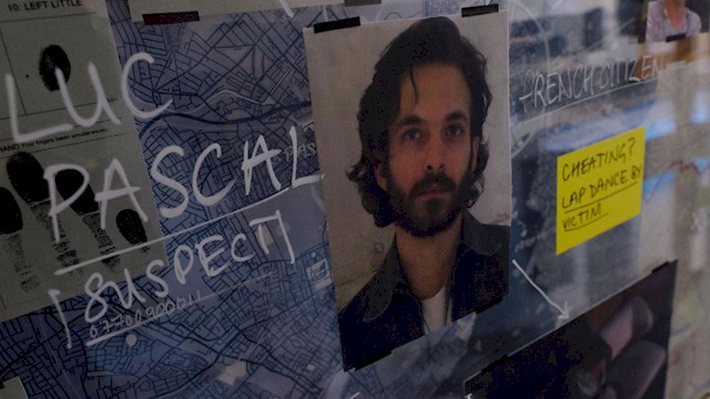 Guilt - You Don't Want To Miss The Suspect Board Up Close! - Thumb