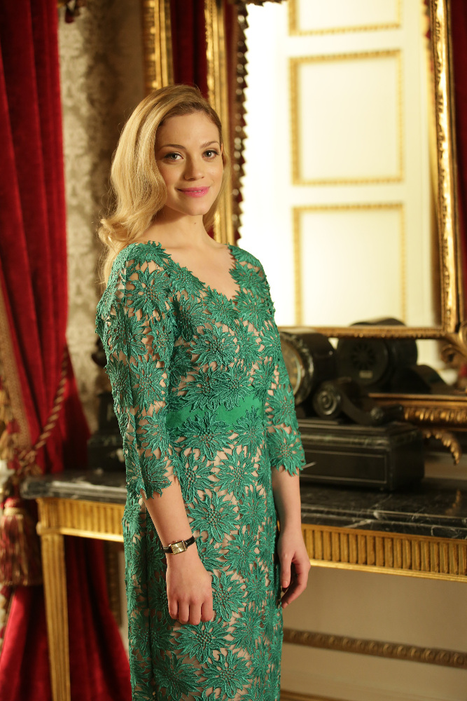 Guilt - Introducing Prince Theo's Fiancée: Charlotte Crockleby! - 1004