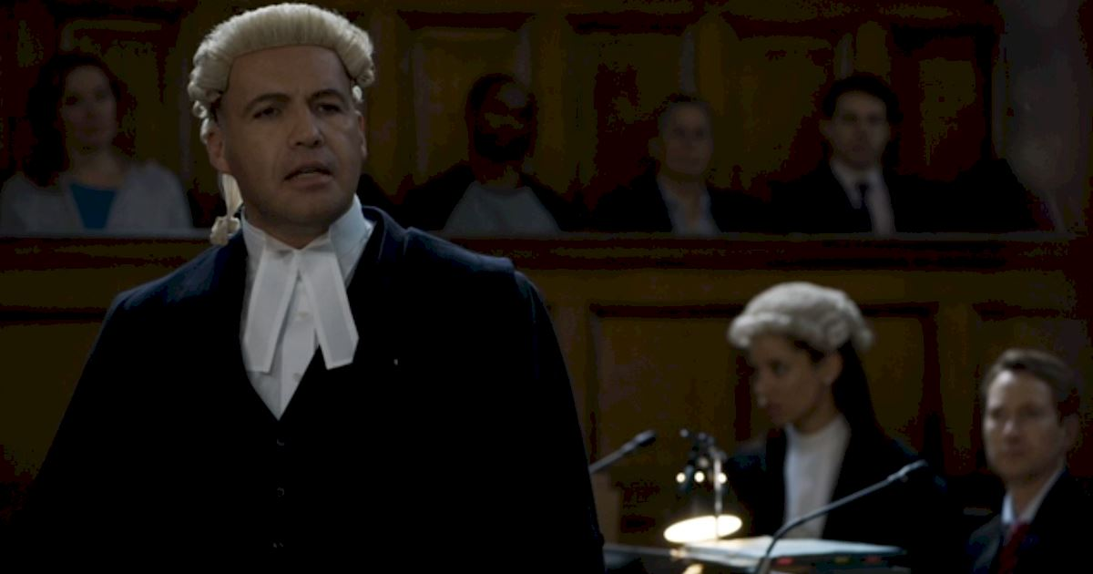 Guilt - #StanSundays: Tweet With Billy Zane During The Epic Two Part Finale Of Guilt! - 1001