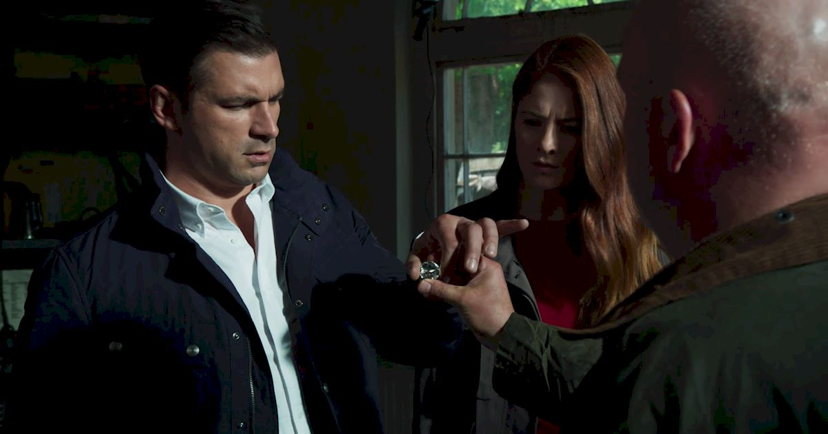 Guilt - OMG! Natalie And Bruno Find Jessica Marshall's Body!  - 1006