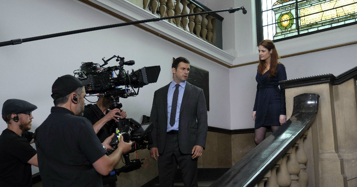Guilt - Don't Miss These Awesome Behind-The-Scenes Photos Of Episode 9! - 1011