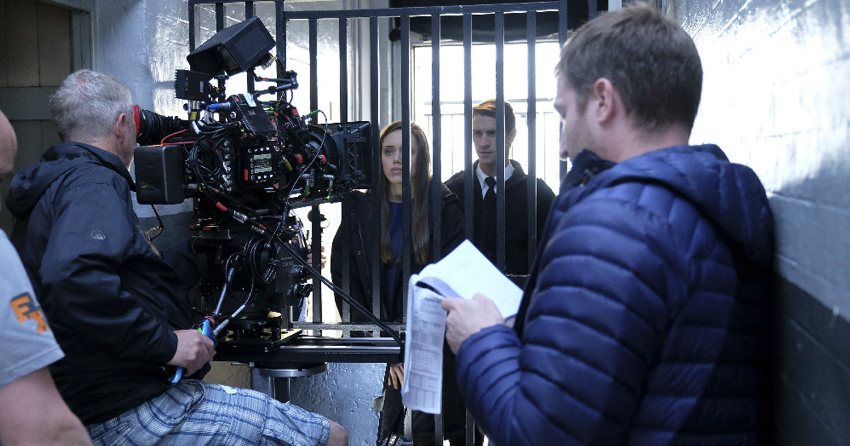 Guilt - Don't Miss These Awesome Behind-The-Scenes Photos Of Episode 9! - 1004