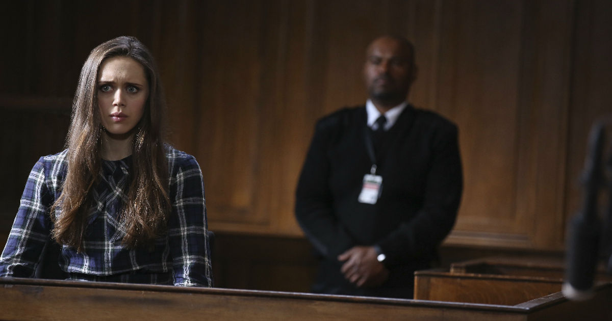 Guilt - Grace Slayed In Plaid In The Amazing Guilt Finale! - 1001