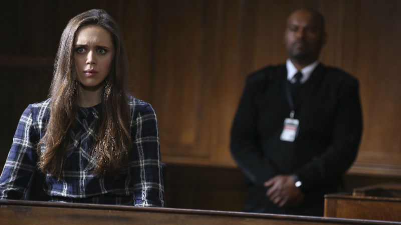 Guilt - Grace Slayed In Plaid In The Amazing Guilt Finale! - Thumb
