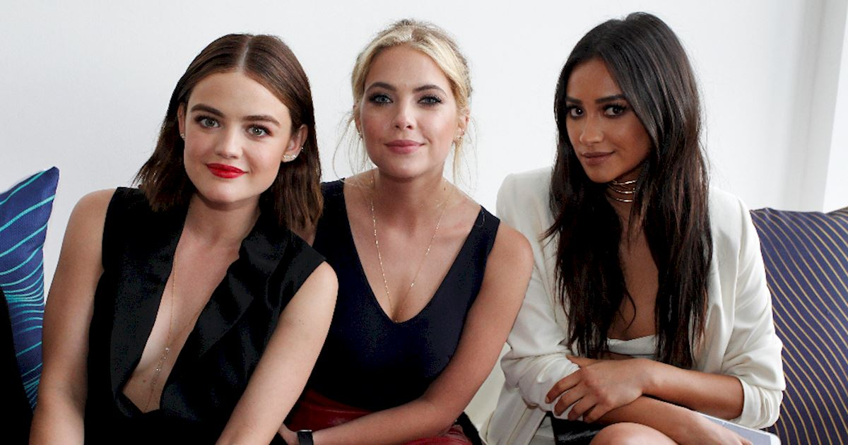 Pretty Little Liars - The Pretty Little Liars Cast Were Reunited At The Freeform Upfronts! - 1009