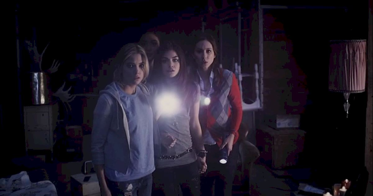 Pretty Little Liars - 20 Times Life In Rosewood Wasn't Entirely Terrifying - 1001