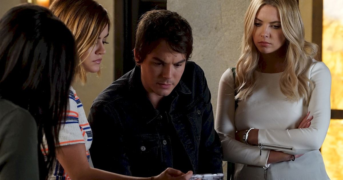 Pretty Little Liars - 21 Times Caleb Totally Stole Our Heart - 1021