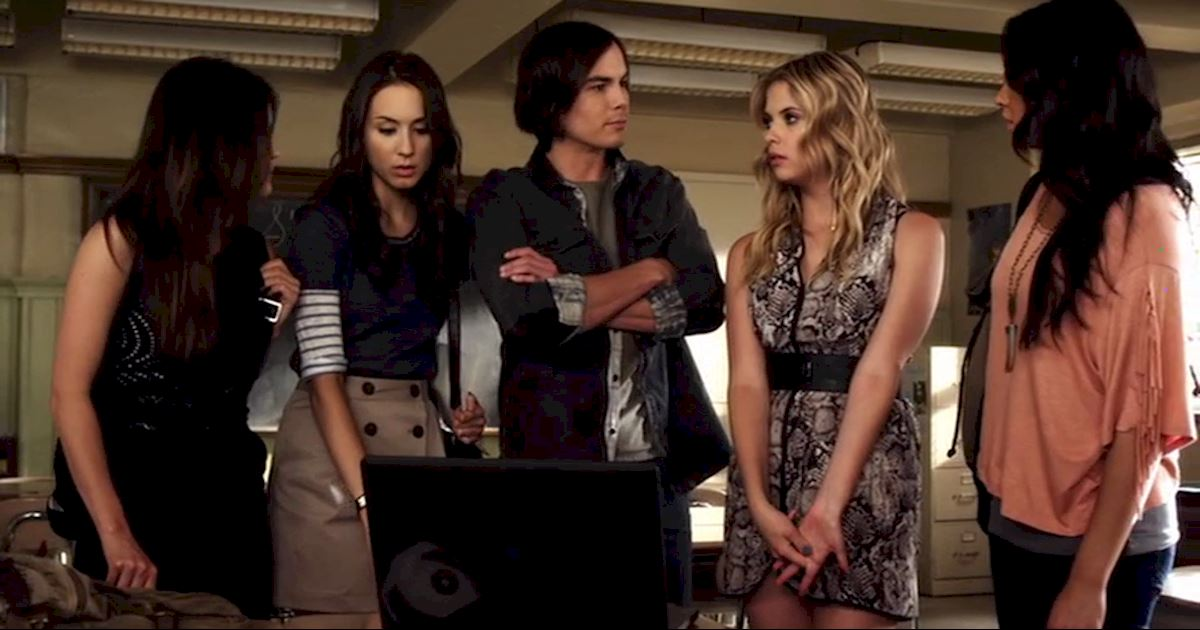 Pretty Little Liars - 21 Times Caleb Totally Stole Our Heart - 1017
