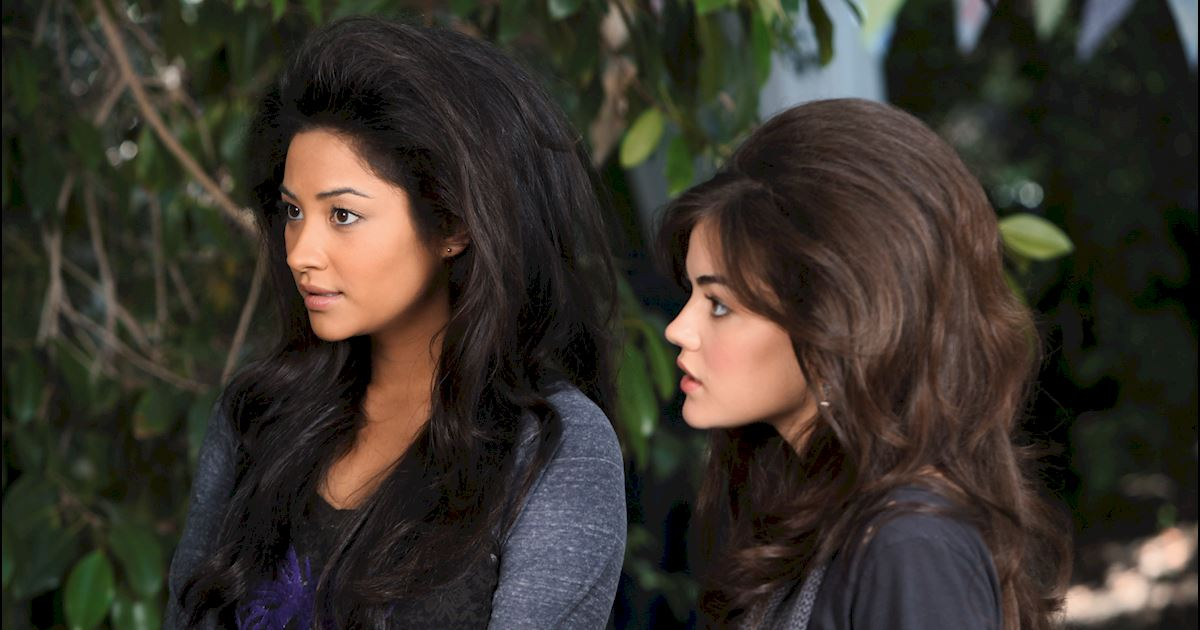 Pretty Little Liars - 20 Times Life In Rosewood Wasn't Entirely Terrifying - 1002
