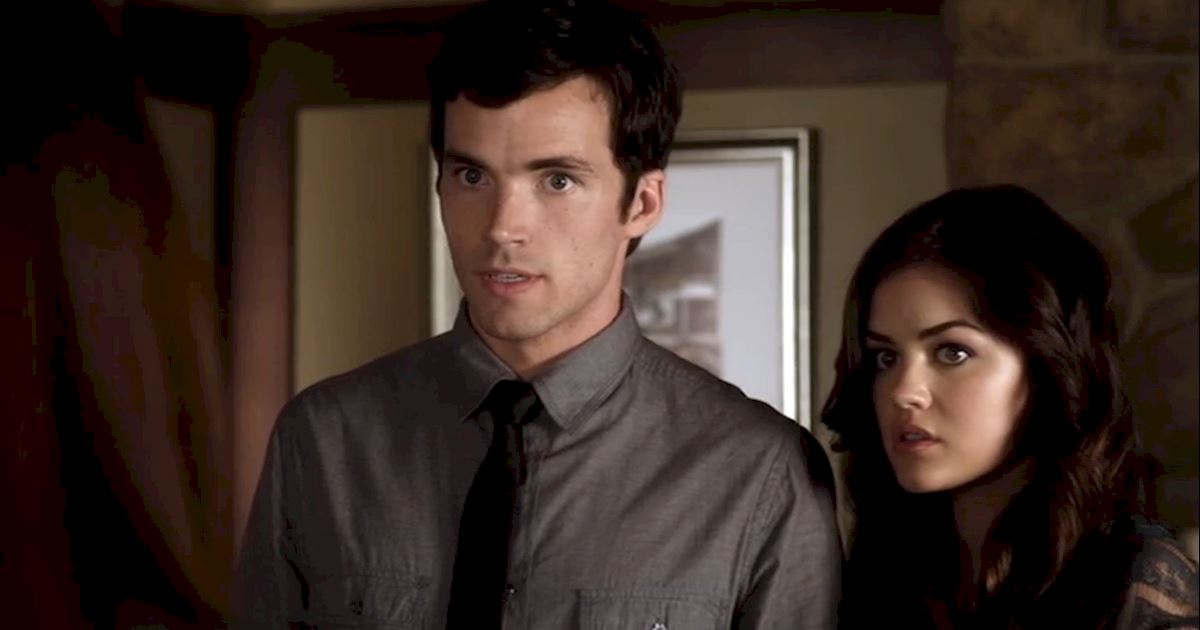 Pretty Little Liars - 12 Reasons Why Ezria Made Us Terrified Of Meeting The Parents - 1006