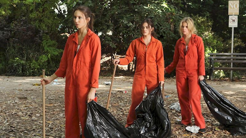 Pretty Little Liars - Season 2: That Time The Liars Tricked Us All! - Thumb