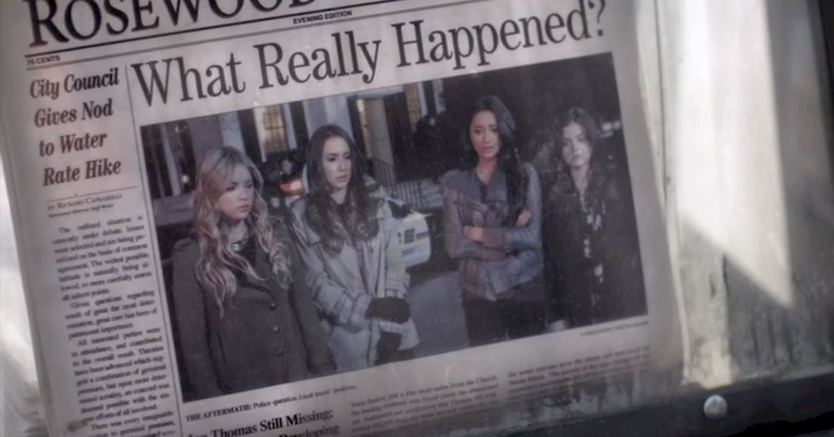 Pretty Little Liars - 23 Times Spencer Couldn't Catch A Break In Season Two! - 1004