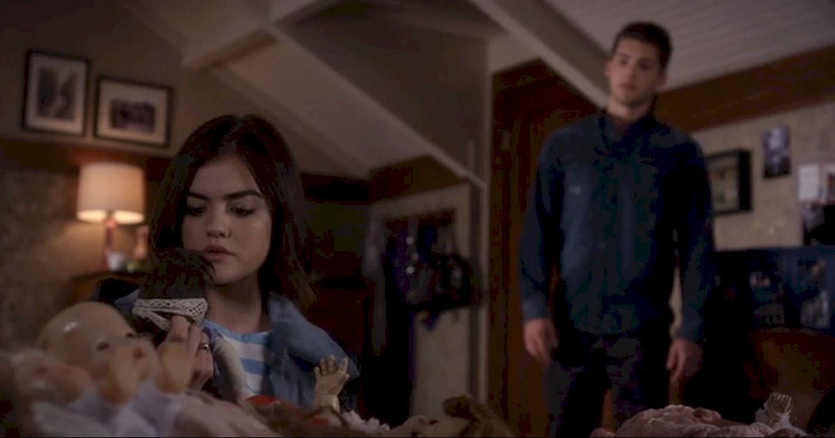 Pretty Little Liars - 10 Times Aria Experienced The Pros And Cons Of Having A Younger Brother - 1006