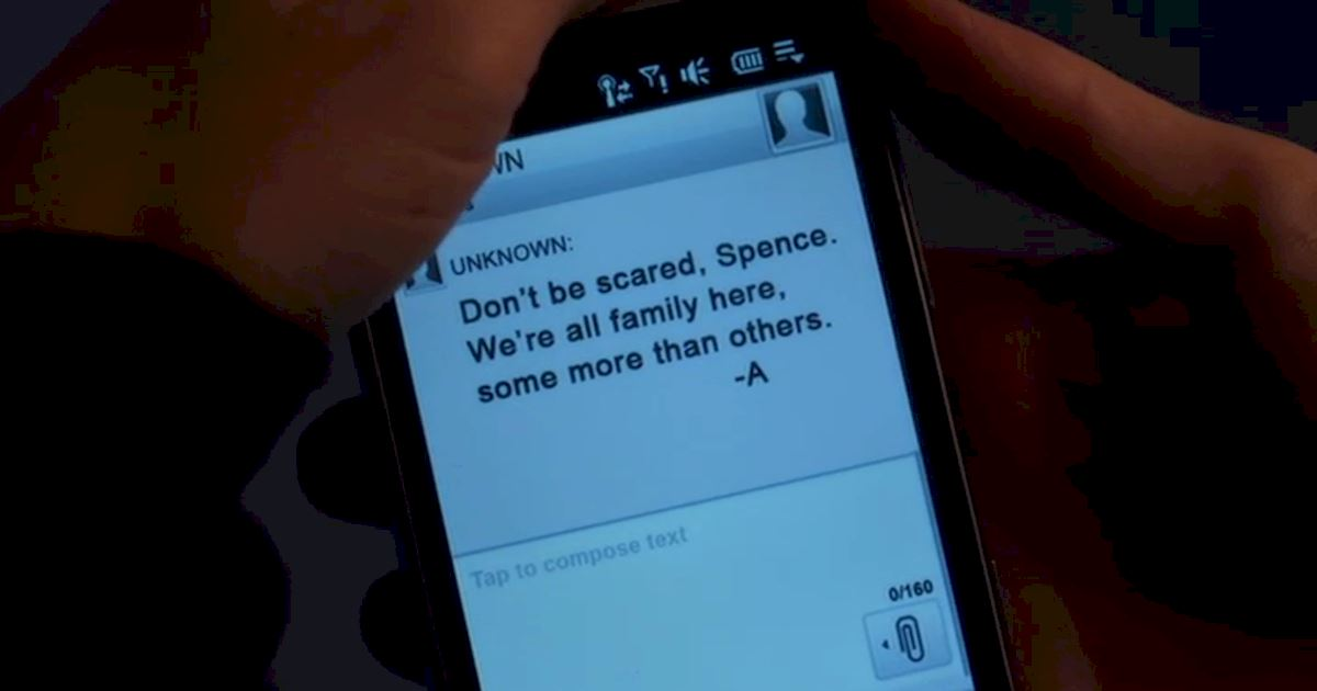 Pretty Little Liars - 23 Times Spencer Couldn't Catch A Break In Season Two! - 1018