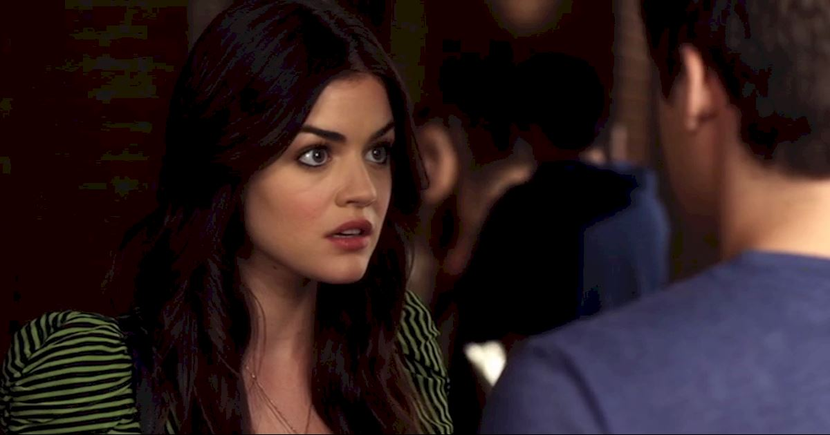Pretty Little Liars - 10 Times Aria Experienced The Pros And Cons Of Having A Younger Brother - 1007