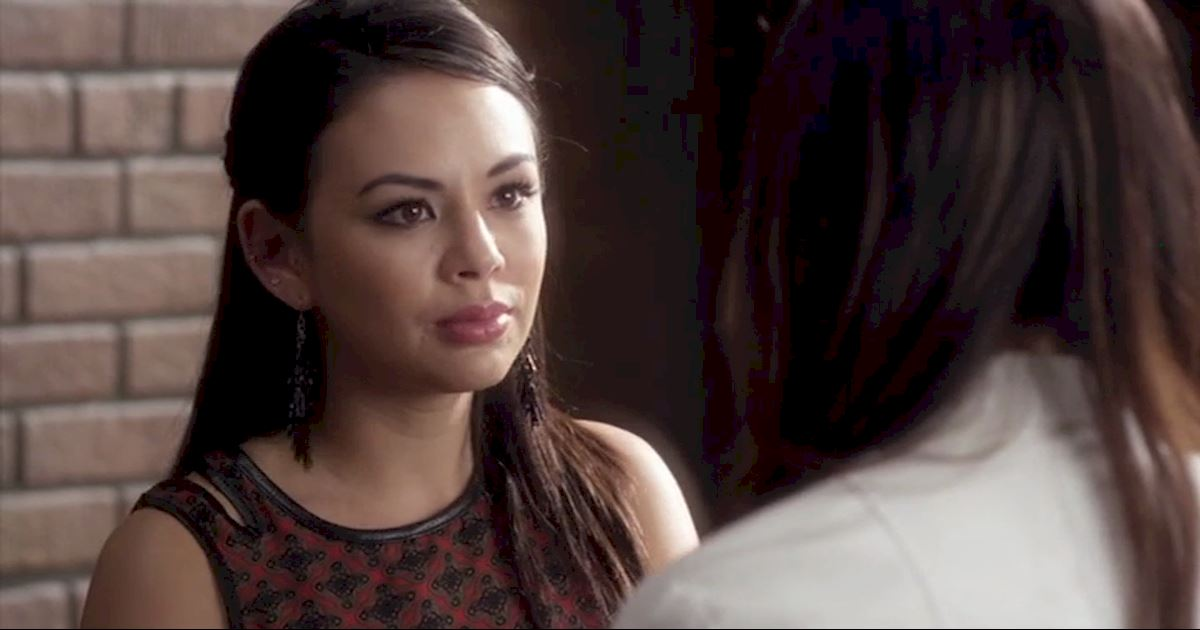 Pretty Little Liars - 10 Times Aria Experienced The Pros And Cons Of Having A Younger Brother - 1005