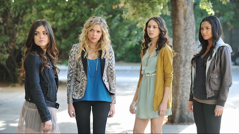 Pretty Little Liars - Which Liar Had It Worst In Season 2? You Decide! - Thumb
