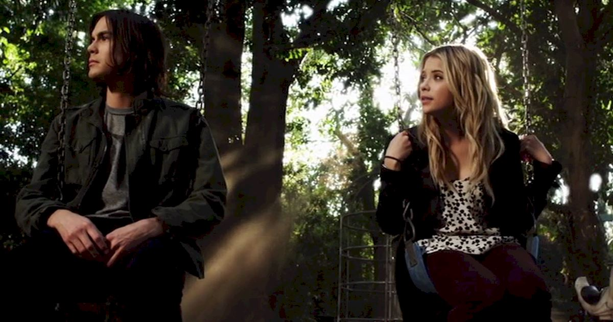 Pretty Little Liars - 17 Times Haleb Proved They Were Meant To Be Together In Season 2 - 1011