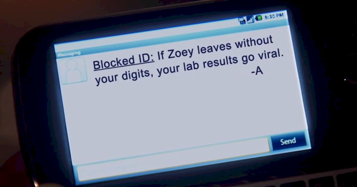 Pretty Little Liars - Could Life Have Gotten ANY Worse For Emily In Season 2? - 1008