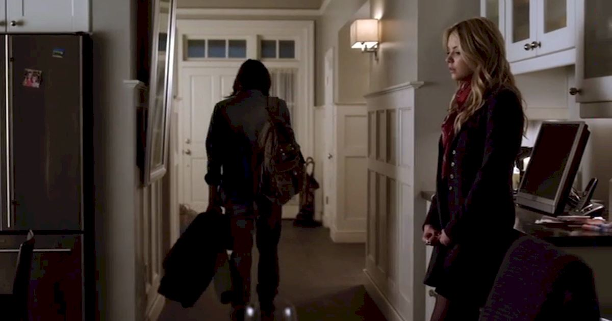 Pretty Little Liars - 17 Times Haleb Proved They Were Meant To Be Together In Season 2 - 1002
