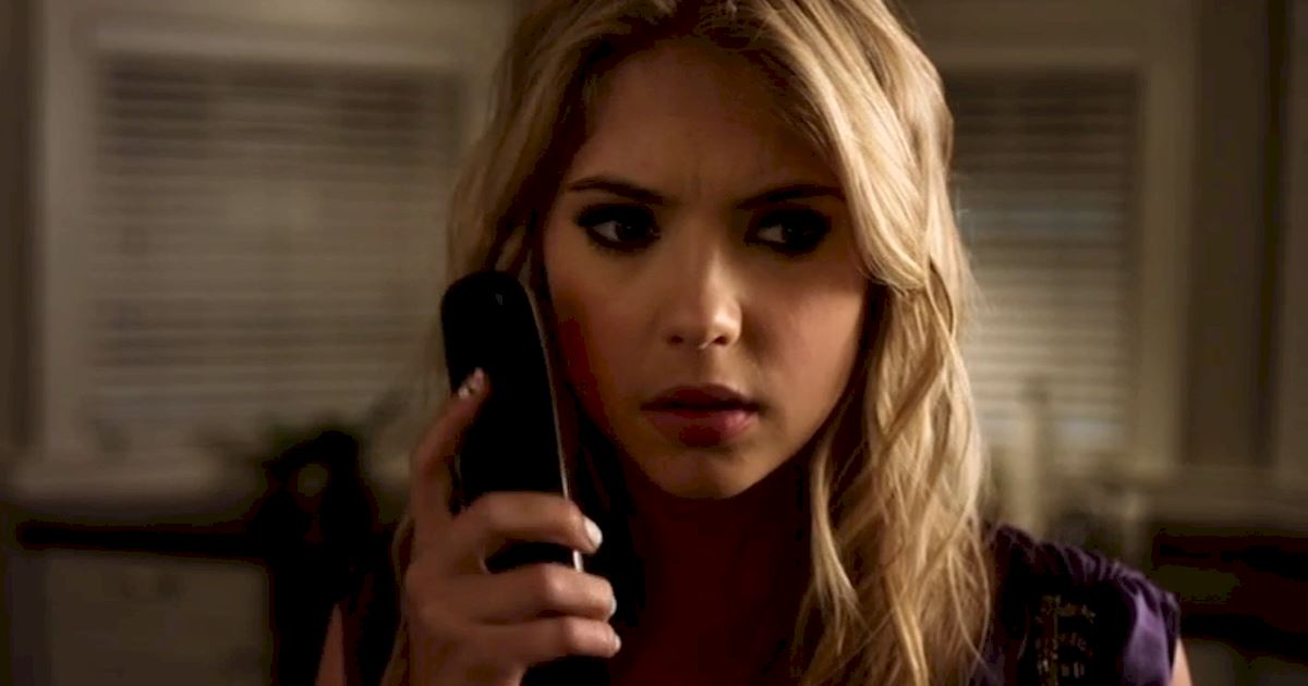 Pretty Little Liars - How Did Hanna Even Survive Season 2? - 1010
