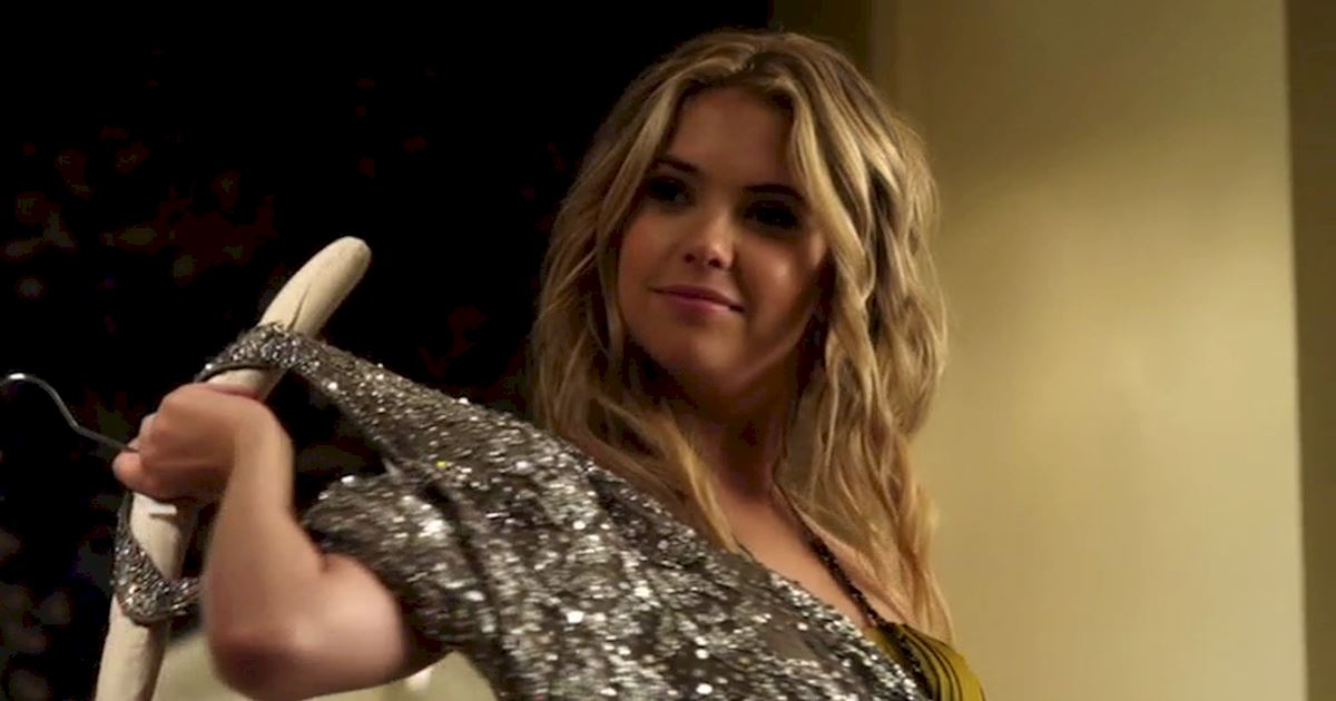 Pretty Little Liars - How Did Hanna Even Survive Season 2? - 1011
