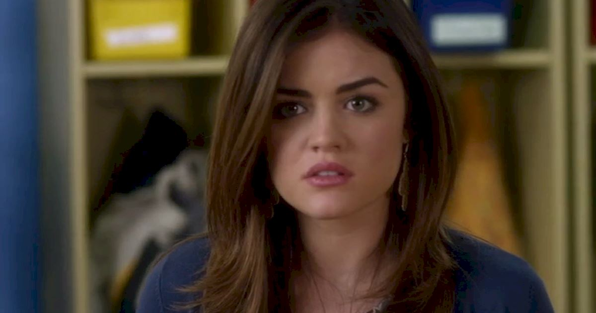 Pretty Little Liars - 22 Times Aria Totally Inspired Us When Her Life Was Falling Apart  - 1010