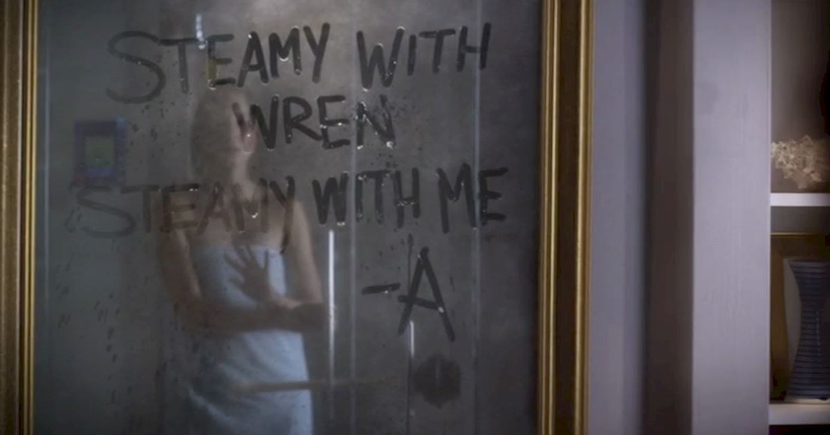 Pretty Little Liars - Which was A's Most Wicked Moment In Season 3? - 1005