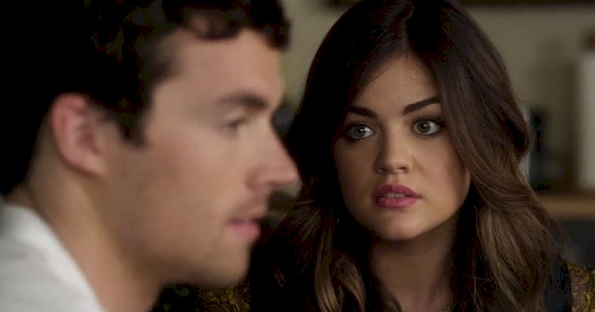 Pretty Little Liars - 22 Times Aria Totally Inspired Us When Her Life Was Falling Apart  - 1009