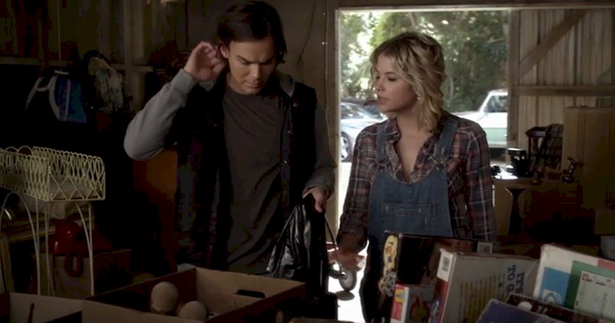 Pretty Little Liars - 19 Reasons Hanna Would Make The Best Step Sister Ever! - 1020