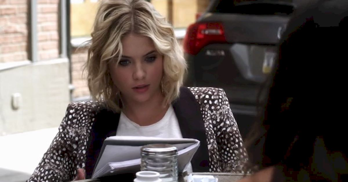 Pretty Little Liars - 19 Reasons Hanna Would Make The Best Step Sister Ever! - 1017