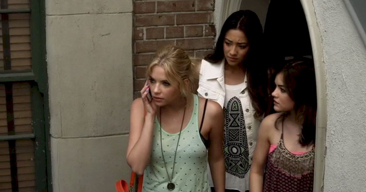 Pretty Little Liars - 19 Reasons Hanna Would Make The Best Step Sister Ever! - 1006