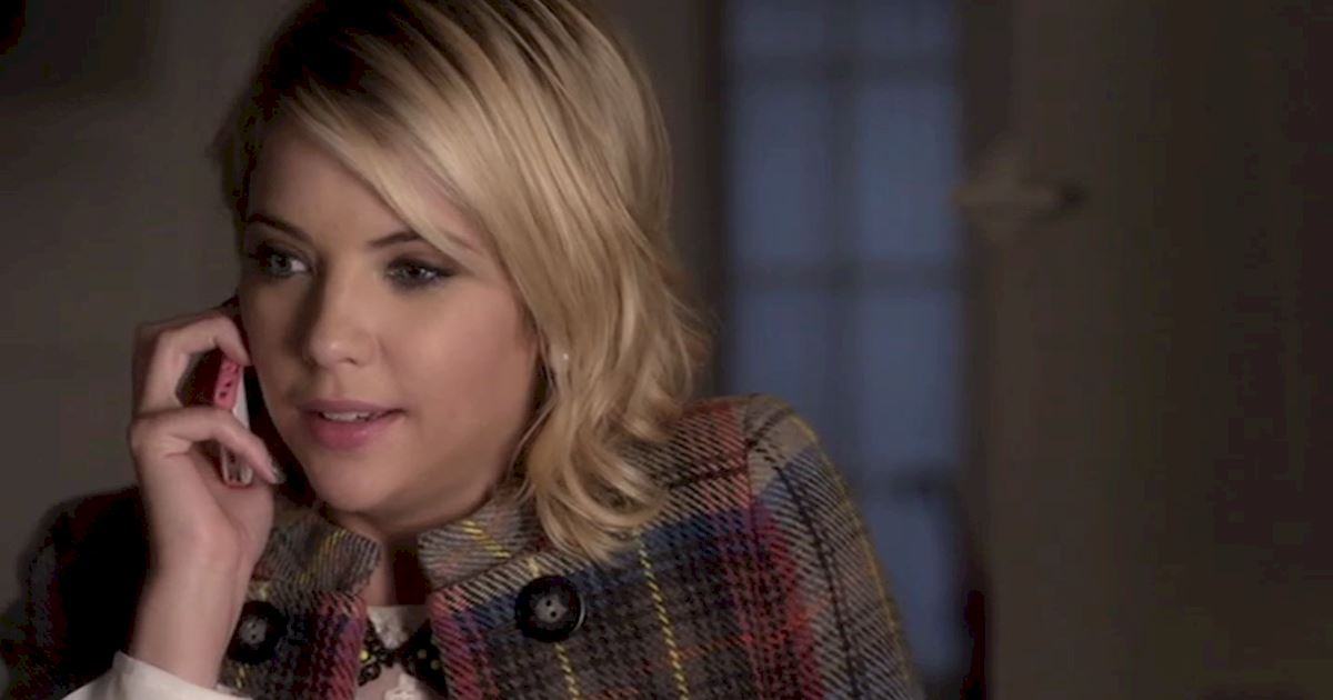 Pretty Little Liars - 19 Reasons Hanna Would Make The Best Step Sister Ever! - 1021