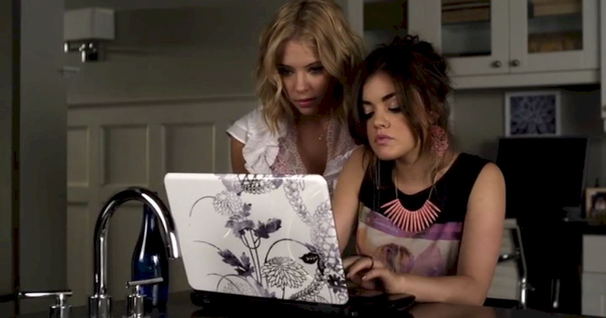 Pretty Little Liars - 19 Reasons Hanna Would Make The Best Step Sister Ever! - 1005