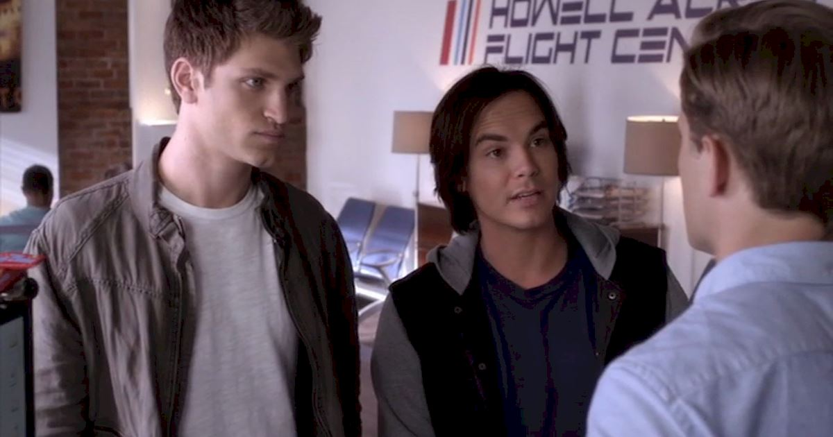 Pretty Little Liars - 17 Times Caleb And Toby Were The Perfect Team In Season Four! - 1008