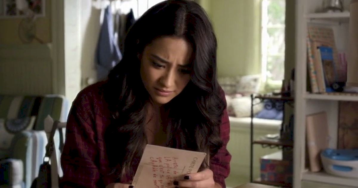 Pretty Little Liars - Which Liar Had The Worst Season 3? Pick Now! - 1008