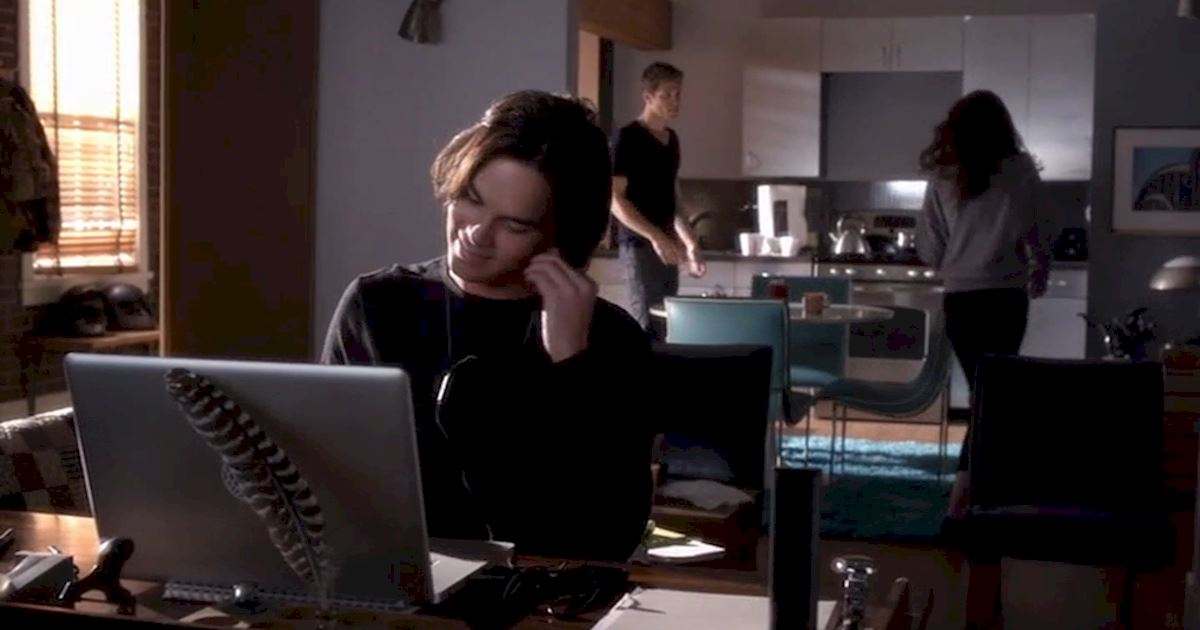 Pretty Little Liars - 17 Times Caleb And Toby Were The Perfect Team In Season Four! - 1016