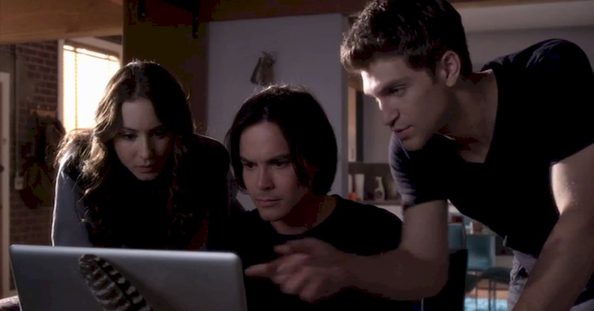 Pretty Little Liars - 17 Times Caleb And Toby Were The Perfect Team In Season Four! - 1015