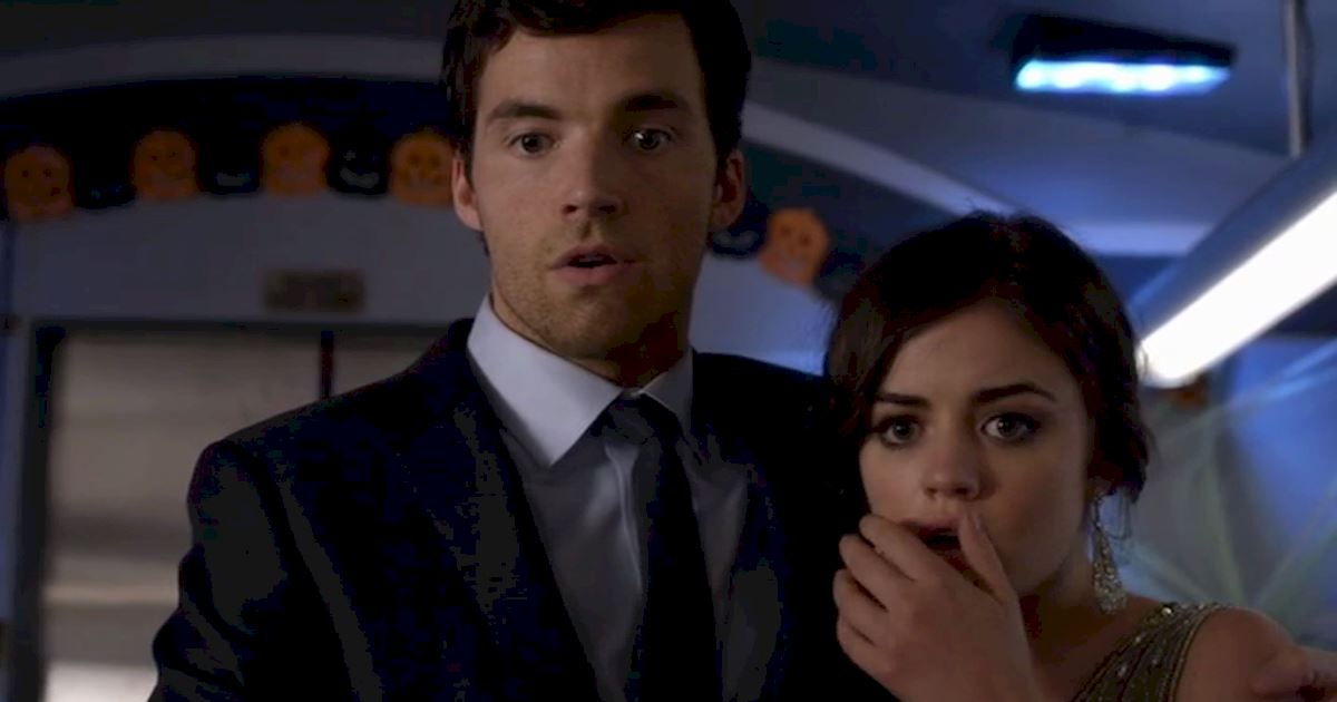 Pretty Little Liars - Brave Our 13 Favorite Moments From The Season 3 Halloween Special - 1012