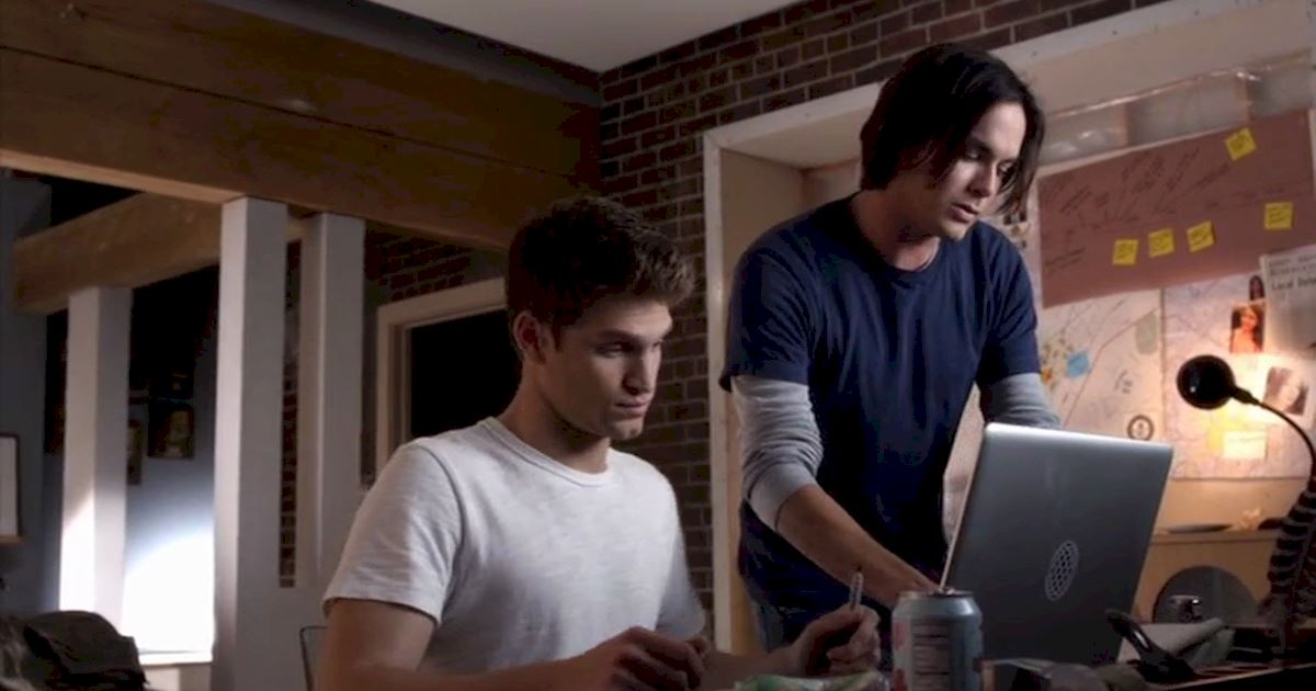 Pretty Little Liars - 17 Times Caleb And Toby Were The Perfect Team In Season Four! - 1006