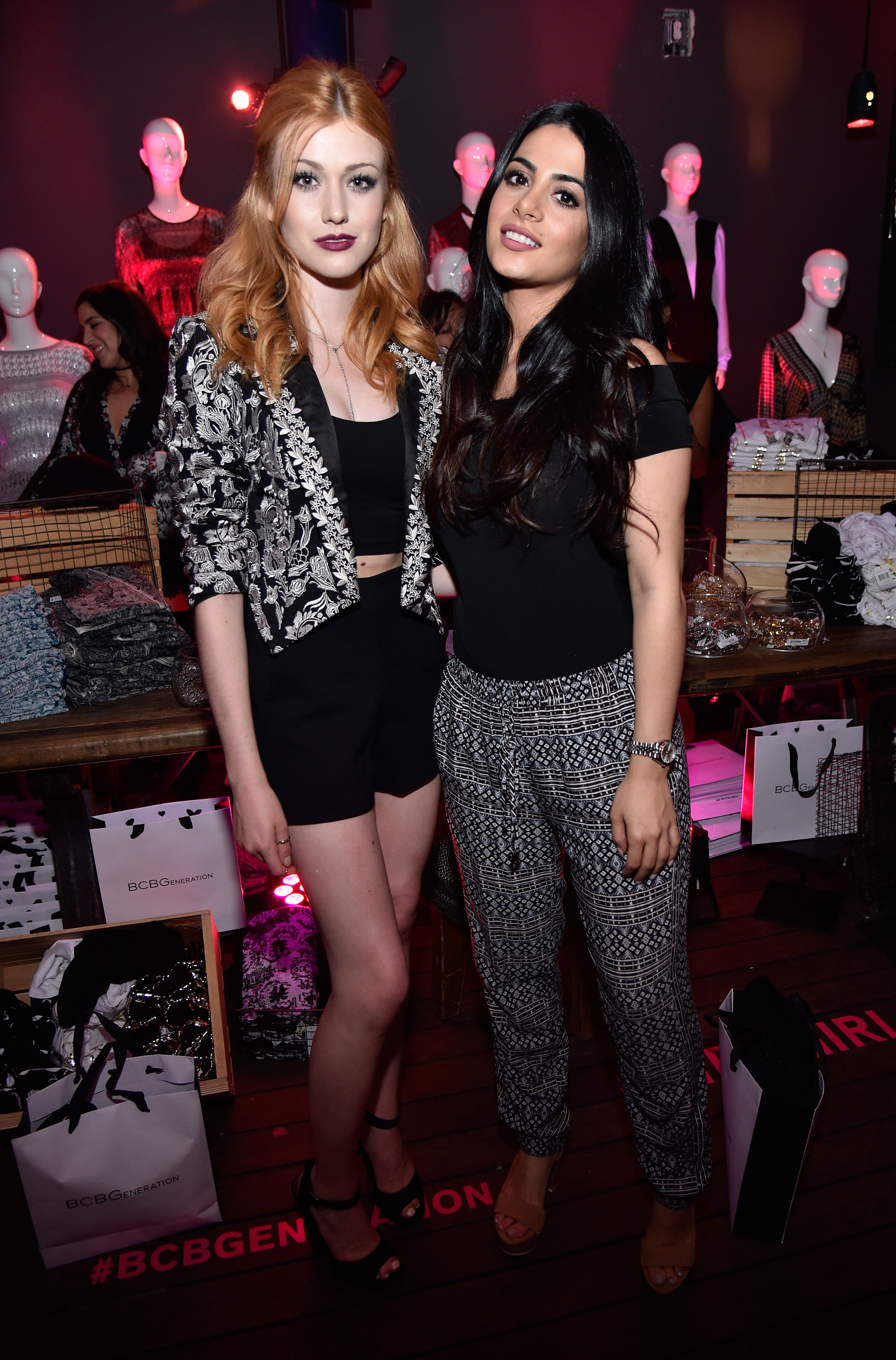 Pretty Little Liars - Freeform Stars Slayed At The Nylon Young Hollywood Party!  - 1008