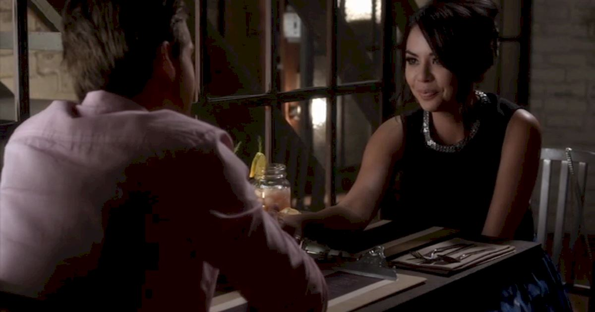 Pretty Little Liars - There Were So Many Love Triangles In Season Four We Can't Keep Up!  - 1014