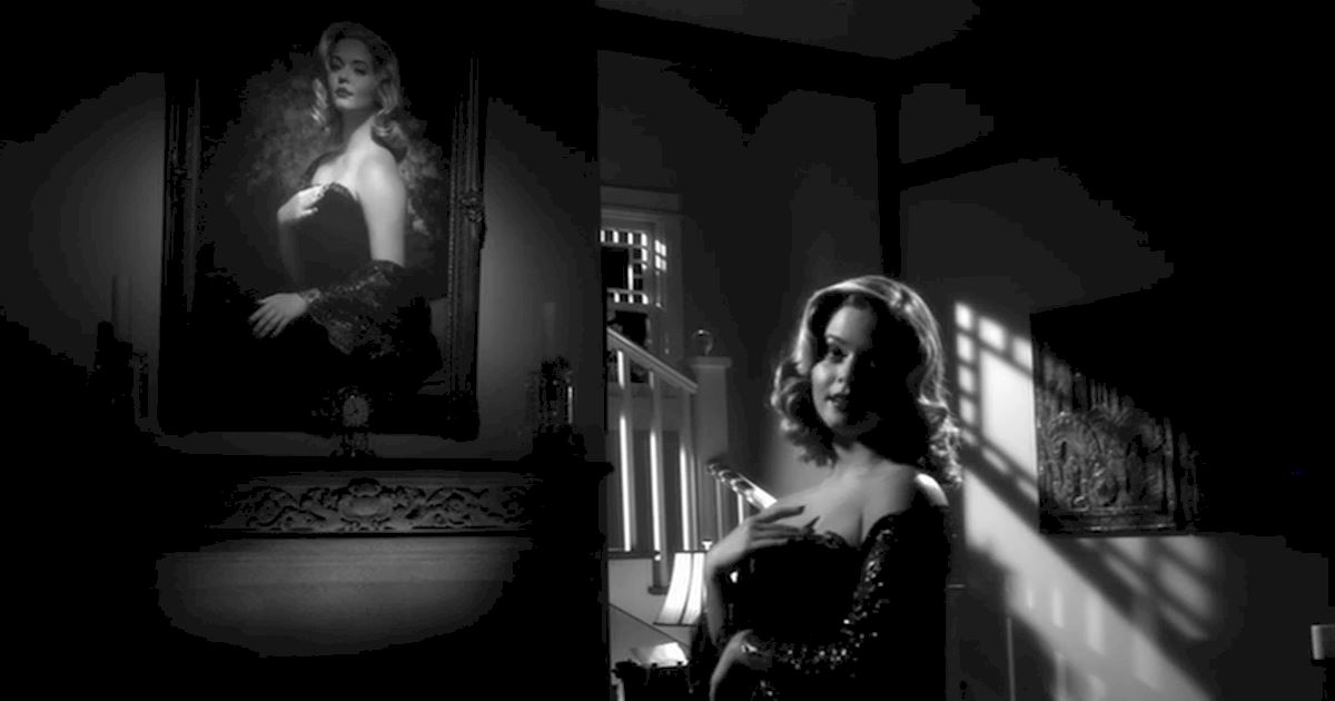 Pretty Little Liars - 12 Reasons Life Would Be Better In Film Noir - 1004