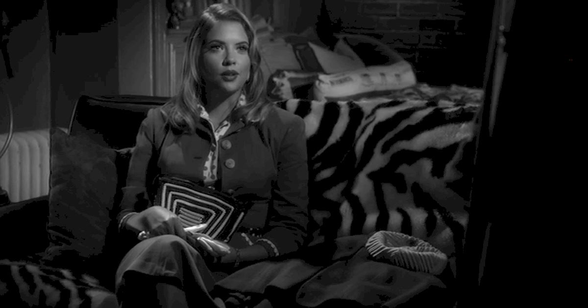 Pretty Little Liars - 12 Reasons Life Would Be Better In Film Noir - 1002