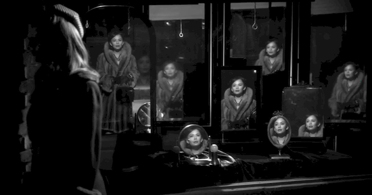 Pretty Little Liars - 12 Reasons Life Would Be Better In Film Noir - 1006